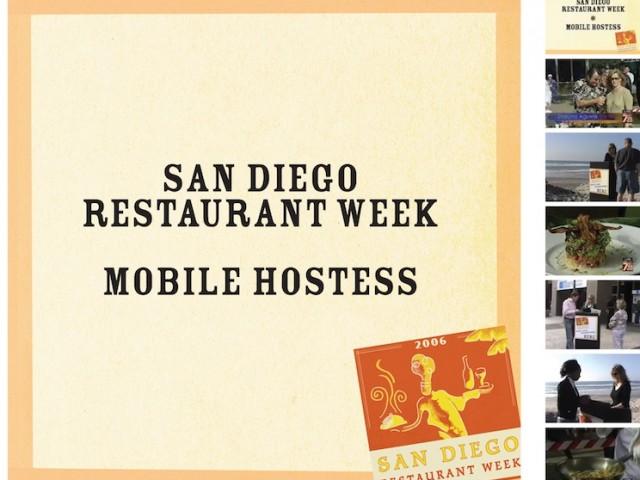 San Diego ConVis – Restaurant Week